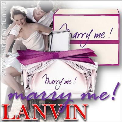 Lanvin Marry Me
