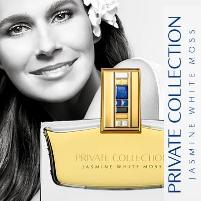 Privat Collection Jasmine White Moss