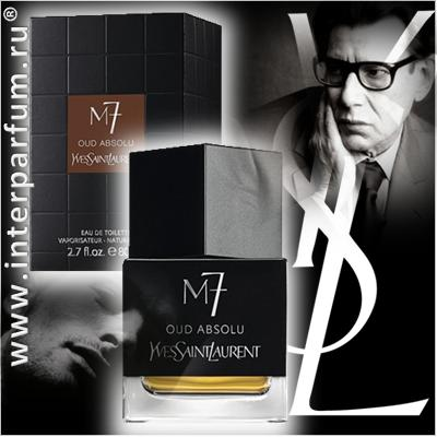 La Collection YSL: M7 Oud Absolu