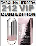 212 VIP Club Edition Carolina Herrera