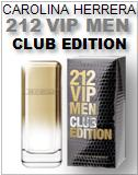 212 Vip Men Club Edition Carolina Herrera