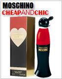 Cheap and Chic de Moschino