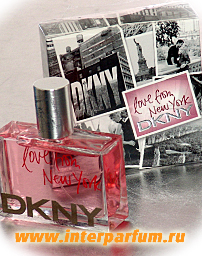DKNY Love From New York Femme